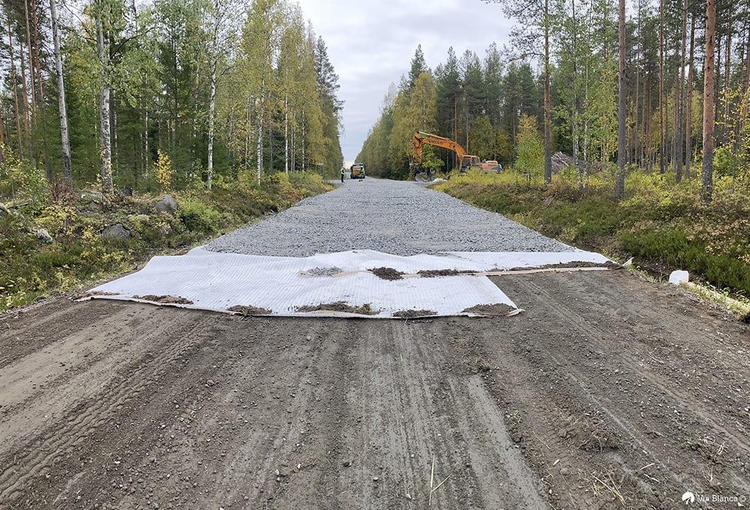 Kalliomurske, soratien parantaminen, 2019