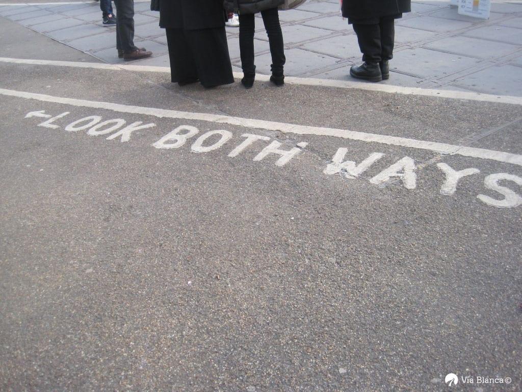 Look both ways, Lontoo, 2010