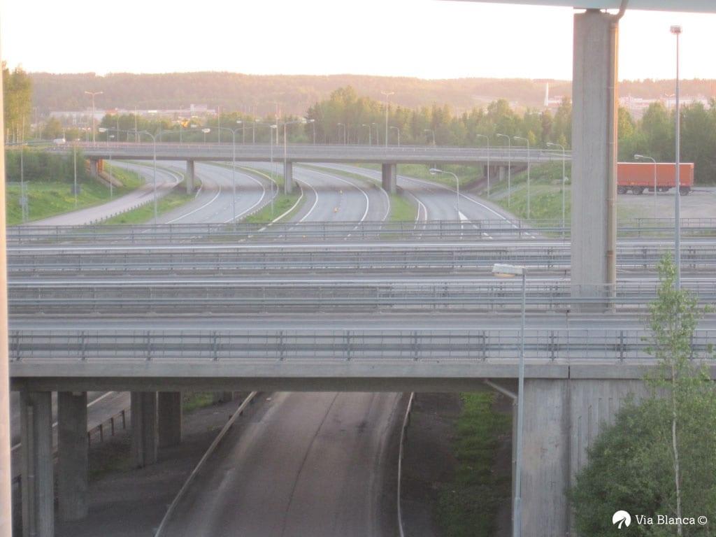 Sillat lakalaiva, Tampere, 2008