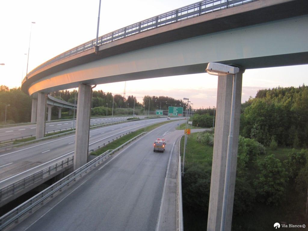 VT3 sillan alla, 2009